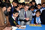 U.S. Ambassador to Pakistan Richard G. Olson (12497490123).jpg