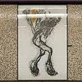 U2 Museumsquartier Kunst Bahnsteig 2 Zeichnung 01 Der Lichtbringer.jpg