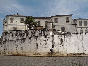 Ouro Preto - Mining School - UFOP