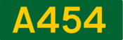 A454 road shield