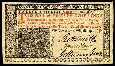 New Jersey pound