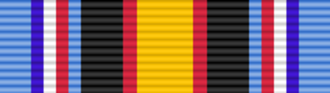 Secretary of Defense Medal for the Global War on Terrorism - Image: USA Global War on Terrorism Civilian Service Medal ribbon