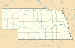 Fort Robinson is located in Nebraska