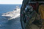 USS Bonhomme Richard flyover 150703-N-AY934-107.jpg