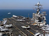 USS Harry S. Truman (CVN-75) flight deck.jpg
