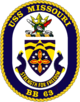 USS Missouri COA.png