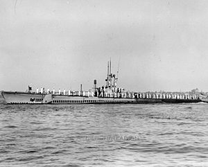 USS Threadfin;0841003