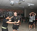 US Army 51583 Deployed Soldier uses Salsa dancing to help cope with combat environment.jpg
