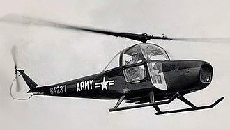 Cessna CH-1 Skyhook - YH-41A prototype