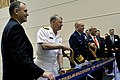 US Navy 090504-N-8273J-024 Chief of Naval Operations (CNO) Adm. Gary Roughead attends the Navy League Sea Air Space Expo 2009 at the Gaylord National Resort in National Harbor, Md.jpg