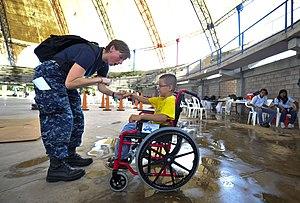 ACAJUTLA, El Salvador (July 18, 2011) Lt. Erin...