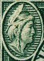 US stamp 1907 1c Jamestown Expo Pocahontas detail.jpg