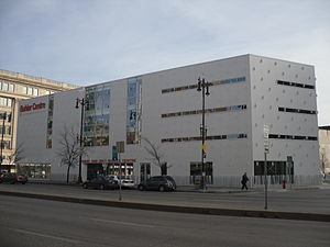 University of Winnipeg - University of Winnipeg Buhler Centre