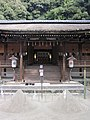Ujigami Shrine National Treasure World heritage 国宝・世界遺産宇治上神社33.JPG