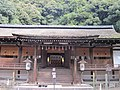 Ujigami Shrine National Treasure World heritage 国宝・世界遺産宇治上神社35.JPG