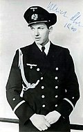 Ulrich Mohr in 1940
