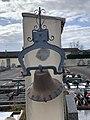 Une cloche dans le cimetière d'Ambérieu-en-Bugey.jpg
