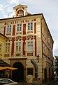 Ungelt (Staré Město), Praha 1, Týnská, Malá Štupartská, Týn, Staré Město - část souboru dům čp. 634.jpg