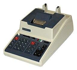 Unicom 141P Calculator 2