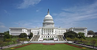 Authorization bill - The United States Capitol Washington, D.C., United States.