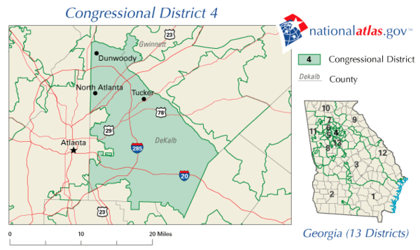 Georgia's 4th congressional district - Wikiwand on kentucky districts map, ohio georgia map, florida map, washington georgia map, nebraska georgia map, connecticut georgia map, north georgia map, kentucky georgia map, south carolina georgia map, europe georgia map, columbia georgia map, united states senate map, new jersey georgia map,