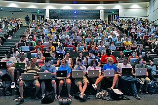 Laptops in lecture halls