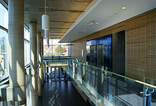 University of Waterloo Engineering 6 Building foyer.jpg