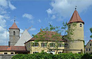 House of Seckendorff - Schloss Unteraltenbernheim