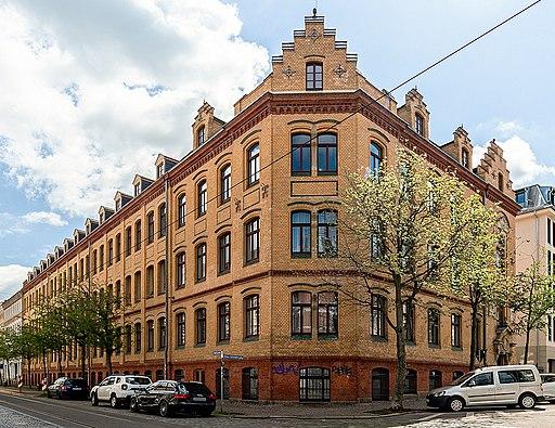 Untere Eichstädtstraße 17 Leipzig