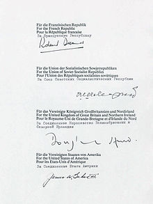 Treaty on the Final Settlement with Respect to Germany - Wikipedia