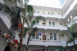 Museo de Arte Popular museum in Mexico City, Mexico