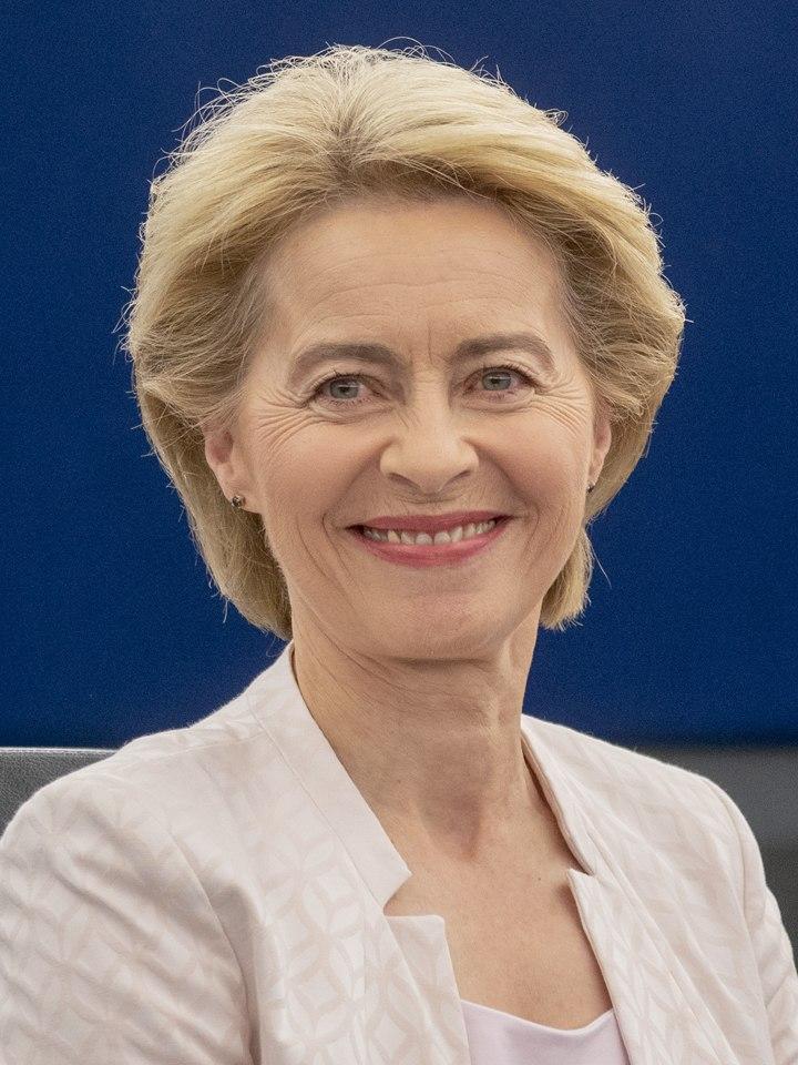 Ursula von der Leyen presents her vision to MEPs 2 (portrait crop)