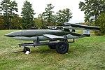 V-1 flying bomb - Battle for the Airfield, 2017 - Collings Foundation - Massachusetts - DSC06977.jpg