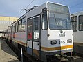 V3A 165 in Victoria tram depot.jpg