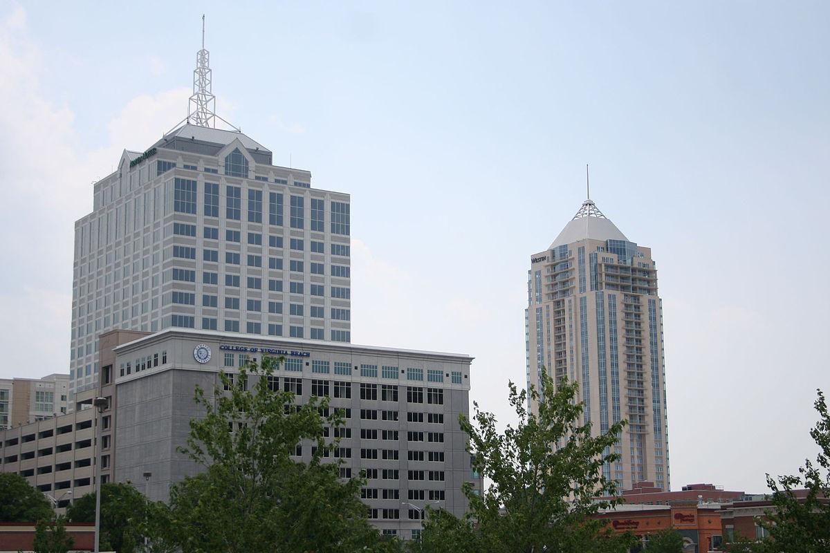Va Beach City Center Hotels