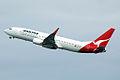 VH-VYK 'Moree' Boeing 737-838 Qantas (8685678548).jpg
