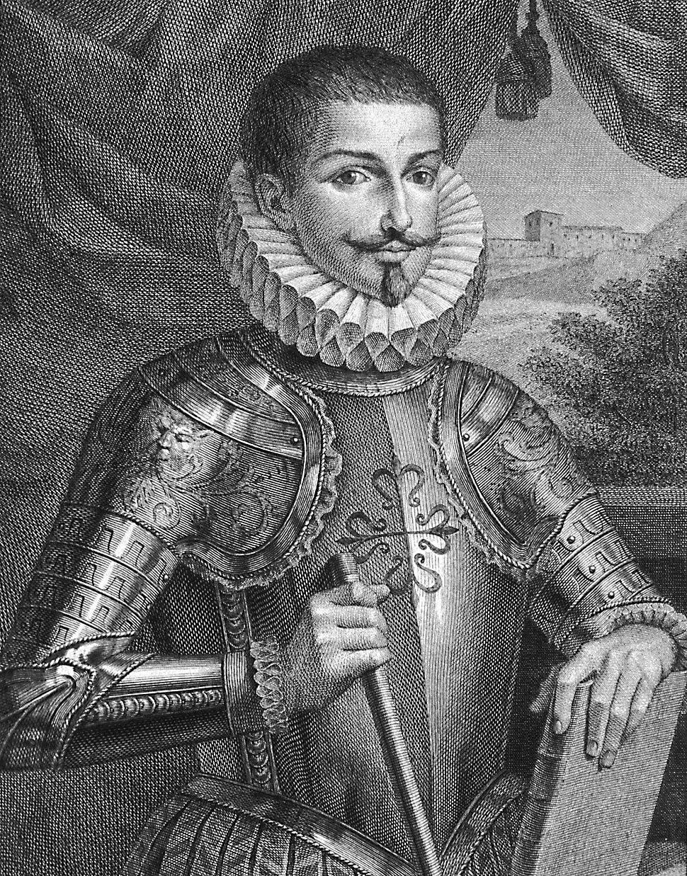 VII Conde de Lemos