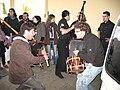 VI festa da filloa da pedra na Baña - Galicia, Spain. 2009.jpg