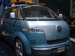 Volkswagen Microbus/Bulli concept vehicles Motor vehicle
