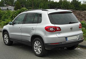 Volkswagen Tiguan - Pre facelift 2.0 TDI (Europe)