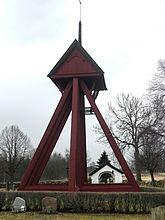 Fil:Valtorps kyrka Klockstapel 3461.jpg