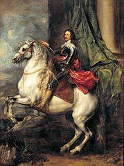 Equestrian portrait of Prince Tomaso of Savoy-Carignan (1595–1656)