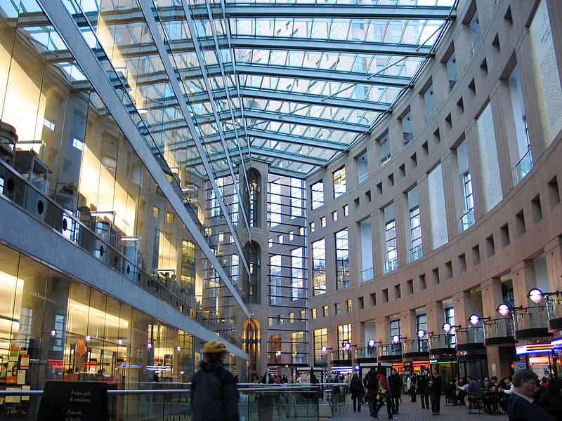 25 of the World's Coolest Libraries: Vancouver Public Library
