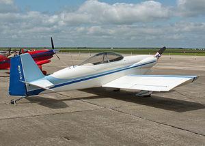 Van's Aircraft - Image: Vans RV 4 N64JW
