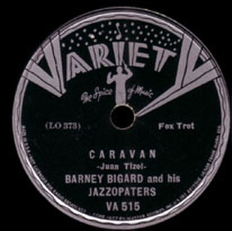 "Barney Bigard - ""Caravan"" on Variety"