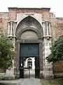 Venezia - Chiesa dei Servi (Portale).JPG