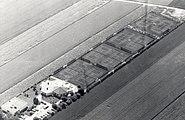 Vereinsgelände nach Bau aller Plätze und Infrastruktur (ca. 1985)