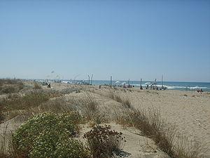 Torre del Lago - La Lecciona, gay beach