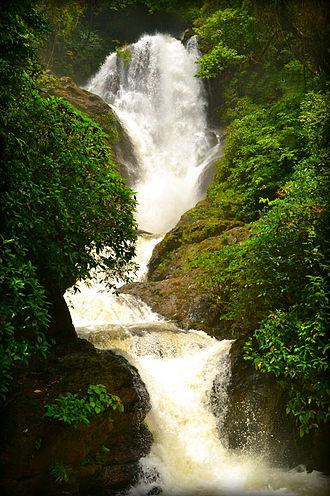 Yana, India - Vibuthi Water Falls, near Yana