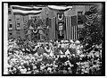 Vice President Marshall delivering address) Flag Day, June 1914 LCCN2016848668.jpg